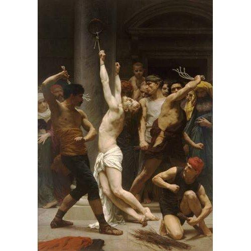 Tableau -Flagellation of Christ-