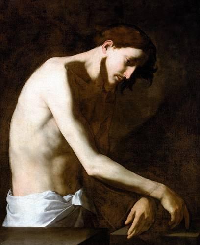 tableaux-religieuses - Tableau -La Flagelacion De Jesucristo- - Ribera, Jose de