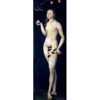 Tableaux religieuses - Tableau -Eva- - Cranach, Lucas