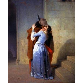 Tableau -Il Bacio (Le baiser)-
