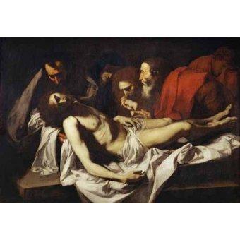 Tableaux religieuses - Tableau -Deposition- - Ribera, Jose de