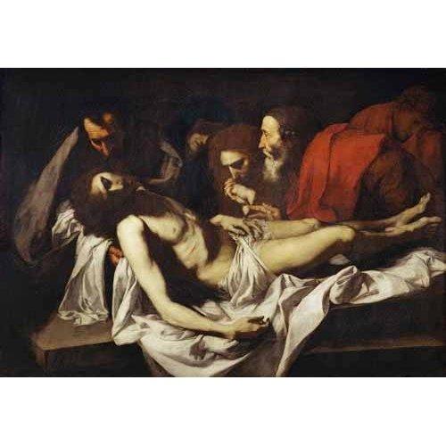imagens religiosas - Quadro -Deposition-