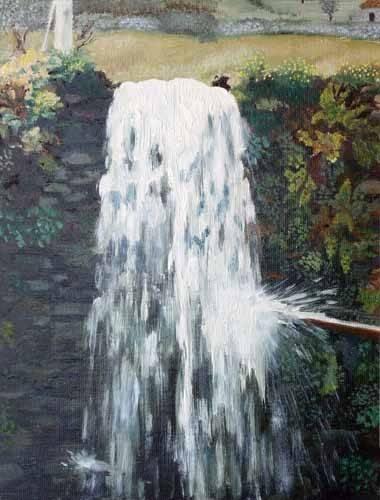 tableaux-de-paysages - Tableau -Taramundi (II)- - Ricardo, Emilio