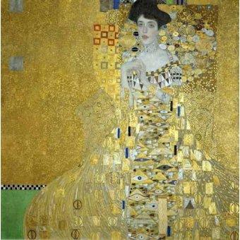 Tableau -Portrait d'Adèle Bloch-Bauer I-