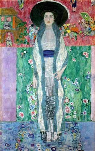 tableaux-de-personnages - Tableau -Mrs Adèle Bloch-Bauer II- - Klimt, Gustav