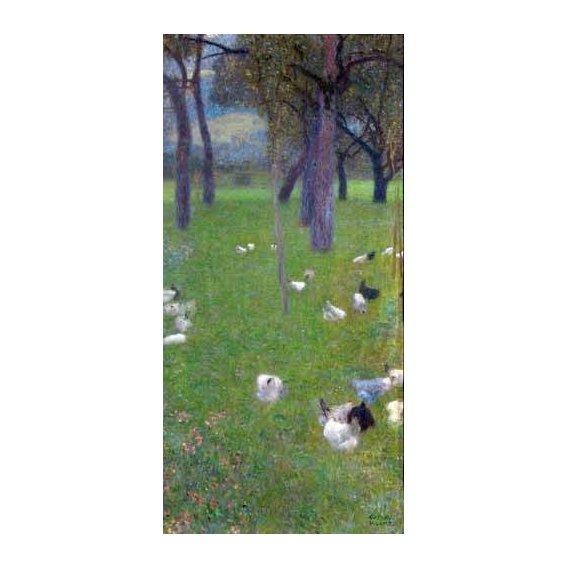 pinturas de paisagens - Quadro -After the rain-