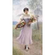 Tableau -Spring Flowers-