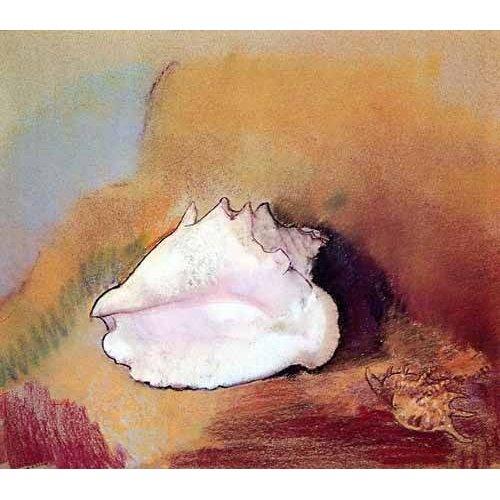 Tableau -La concha de mar-