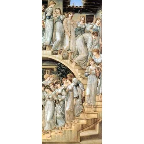 Tableau -The Golden Stairs-