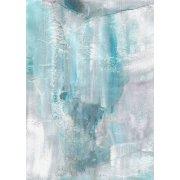 Tableau -Abstrait _ Mur de Glace (IV)-