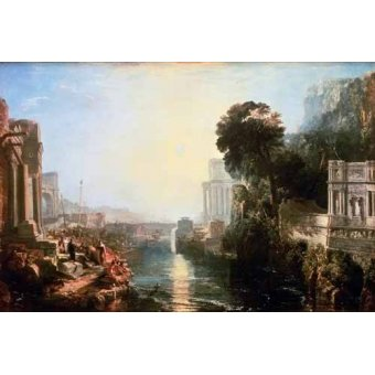 - Tableau -The Rise Of The Carthaginian Empire, 1815- - Turner, Joseph M. William