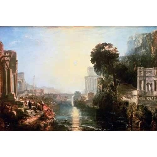 Tableau -The Rise Of The Carthaginian Empire, 1815-