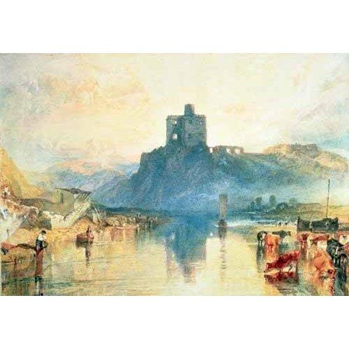 Tableau -Norham Castle, 1824-
