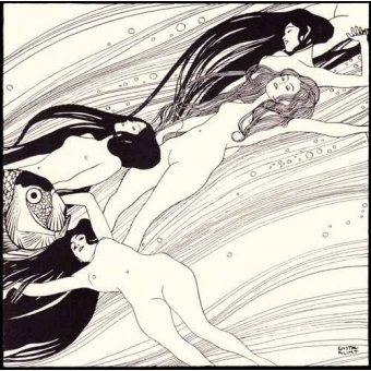 Tableaux de Nus - Tableau -Sang de poisson (2)- - Klimt, Gustav