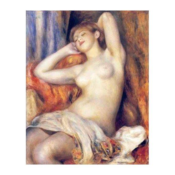 fotos nuas - Quadro -The Sleeper-