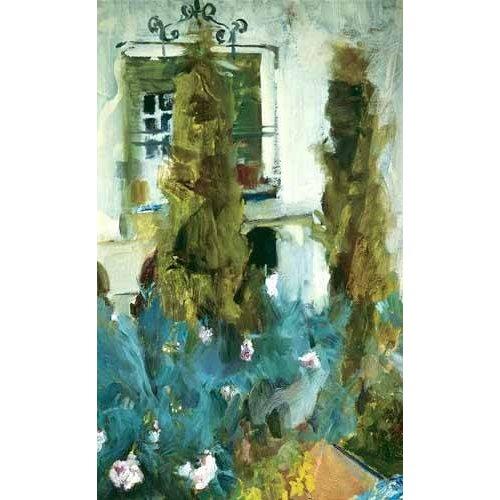Tableau -Jardin de la maison de l'artiste (IX)-