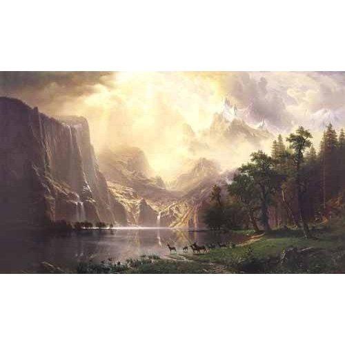 Tableau -Sierra-Nevada-