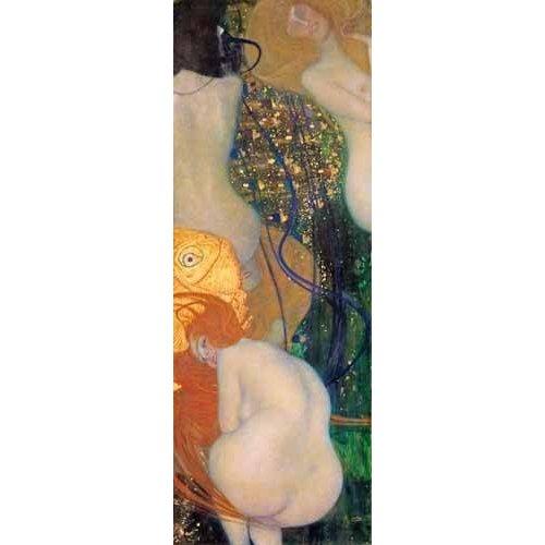 fotos nuas - Quadro -Goldfish, 1901-2-
