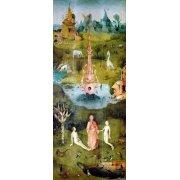Tableau -El Jardin De Las Delicias (Detalle Panel izquierdo)-