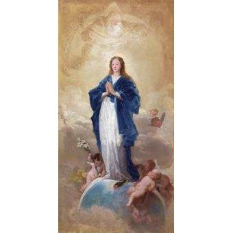 Tableaux religieuses - Tableau -La Inmaculada Concepción, 1784- - Goya y Lucientes, Francisco de