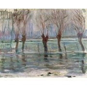 Tableau -Inondation à Giverny, 1896-