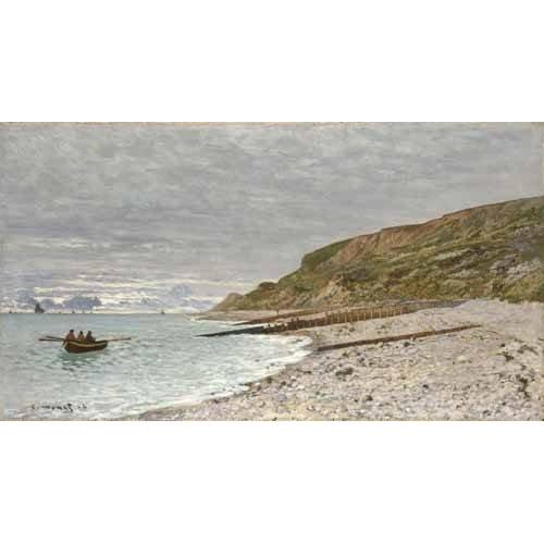 Tableau -Sainte-Adresse, La Pointe de la Hève, 1864-