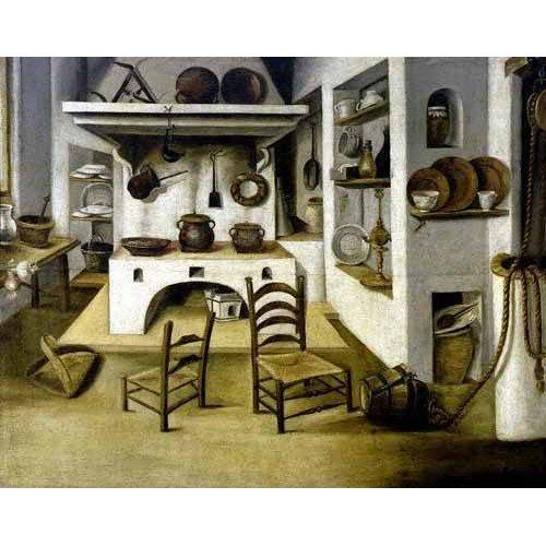 Tableau -La cocina-