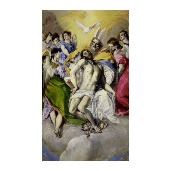 imagens religiosas - Quadro -Trinidad-