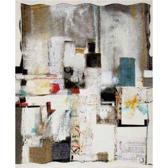 - Tableau -Abstrait - intérieurs- - Herron, Marisa