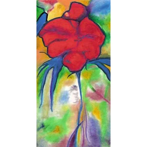 Tableau -Coquelicot -