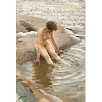 Tableaux de Nus - Tableau -Wet, 1910- - Zorn, Anders
