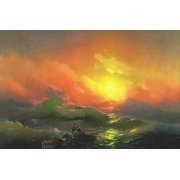 Tableau -The Ninth Wave-