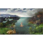 Tableau -El paso de la laguna Estigia-