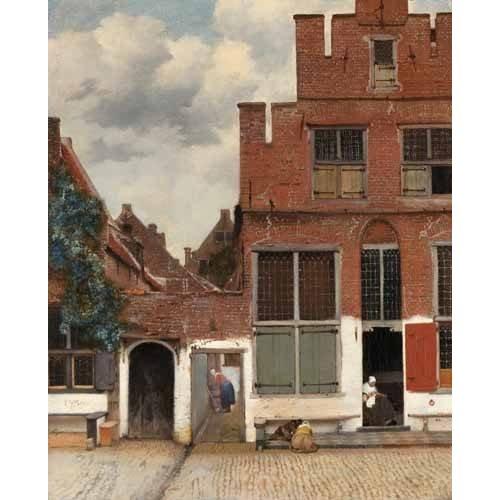 Tableau -La Ruelle, 1658-