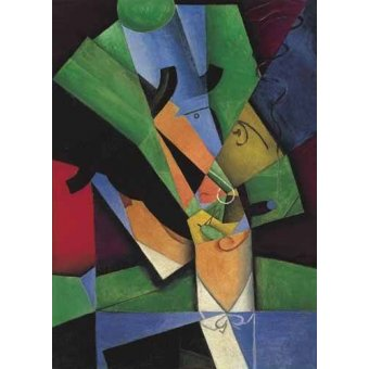 Tableau -Le Fumeur, 1913-