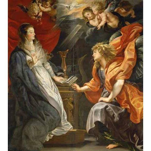 Tableau -L'annonciation, 1609-