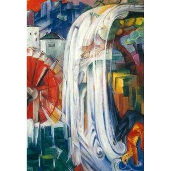 Tableau -Le moulin ensorcelé, 1913-