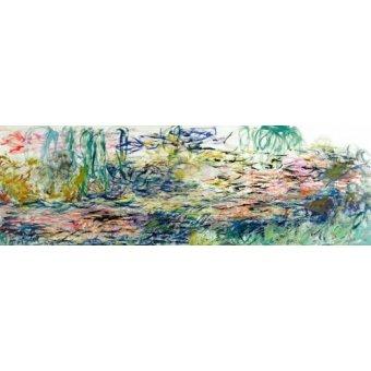 Tableau -Nymphéas, 1917-