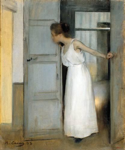 tableaux-de-personnages - Tableau -Over My Dead Body, 1893- - Casas i Carbó, Ramón