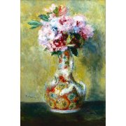 Tableau -Bouquet dans un vase-