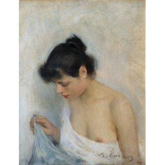 Tableau -Study, 1893-