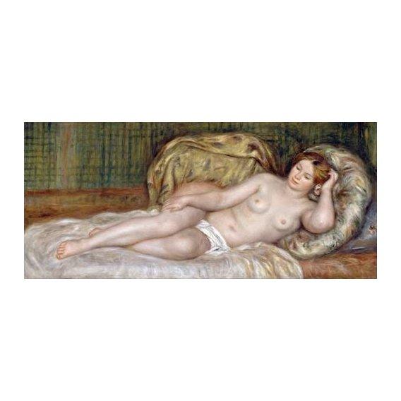 fotos nuas - Quadro -Large Nude, 1907-