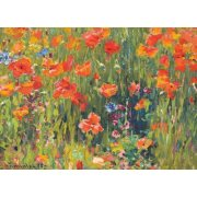 Tableau -Coquelicots, 1888-