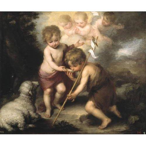 Tableau -Los niños de la concha-