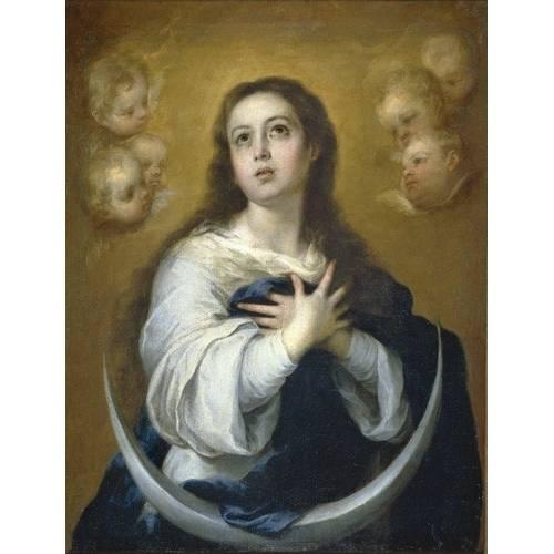 Tableau -La Inmaculada Concepcion, 1662-
