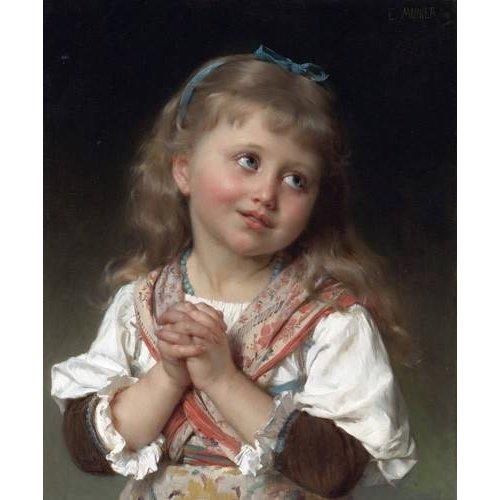 Tableau -Niña pequeña-