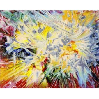 Tableaux abstraits - Tableau -Abstractos DR_img027- - Reis, Davide
