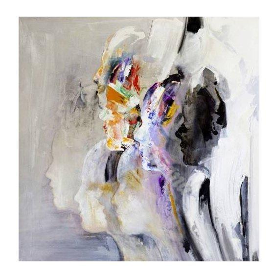 pinturas abstratas - Quadro -Abstracto RM_022-