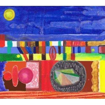Tableaux orientales - Tableau -Nocturnal, 2002- - Wilson, Tom