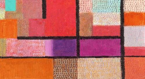 tableaux-abstraits - Tableau -Abstrait M_K_12- - Molsan, E.